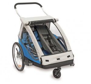 Babysitz für Kinderanhänger XLC - Pulsschlag Bike+Sport
