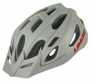 Cyklistická helma Limar Berg-EM, matná-písková šedá vel.L (57-62cm)