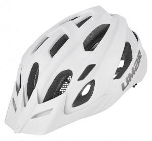 Cyklistická helma Limar Berg-EM, matná bílá vel.L (57-62cm)