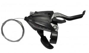 S+B-Hebel Shimano ST-EF 500 2-Finger - Radmarkt Weimar