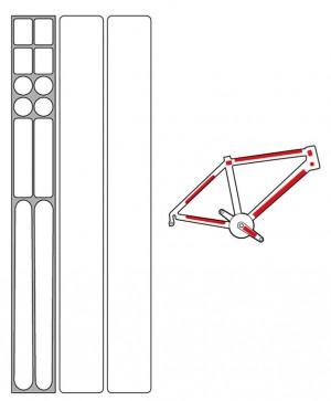 Rahmenschutz Zéfal Skin Armor L - Pulsschlag Bike+Sport