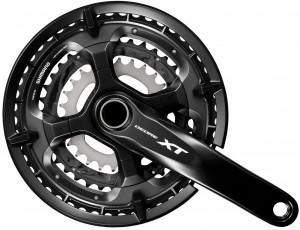 KRG Shimano Deore XT 26/36/48 Z. 175mm - Rennrad kaufen & Mountainbike kaufen - bikecenter.de