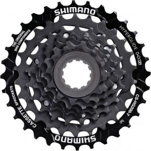 Zahnkranz-Kassette Shimano CS-HG200 - Bikesport Scheid - Ihr Fahrradfachgeschäft im Saarland
