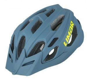 Cyklistická helma Limar Berg-EM, matná-ocelová modrá vel.L (57-62cm)