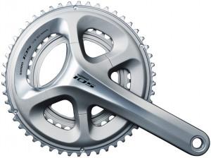 KRG Shimano 105 34/50 Zähne 170 mm - Rennrad kaufen & Mountainbike kaufen - bikecenter.de