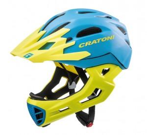 Fahrradhelm Cratoni C-Maniac (Freeride) - Rennrad kaufen & Mountainbike kaufen - bikecenter.de
