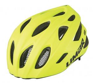 Cyklistická helma Limar 555, matná žlutá vel.L (57-62cm)