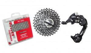 Climber-Kit Sram Rival 3-tlg. - Rennrad kaufen & Mountainbike kaufen - bikecenter.de