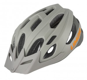 Cyklistická helma Limar 767 vel.M (52-57cm) šedá