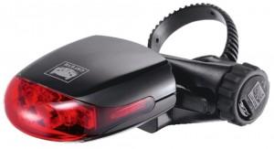 Eclairage LED Arrière à Piles CatEye L-LD 270-G noir
