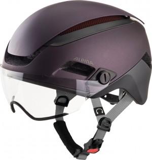 Cyklistická helma Alpina Altona M lilek vel.52-57cm