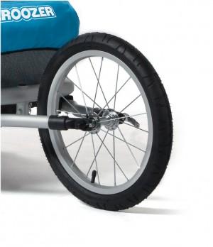 ZweiPlusZwei - Jogger-Laufrad 16Zoll kpl. mit Bereifung f�r Croozer 535/737/Kid1+2 f.Jogging-Set