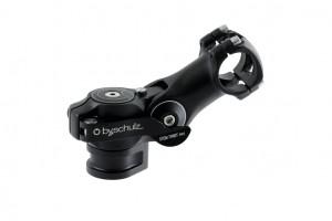 Predstavec by.schulz Stem Twist Pro SDS 103mm, 31,8mm prumer rídítek, cerná