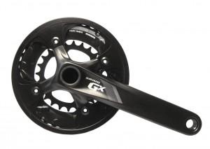KRG Sram GX 1000 Schwarz BB30, 175mm - Rennrad kaufen & Mountainbike kaufen - bikecenter.de