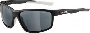 Slunecní brýle  Alpina Defey Obroucky cerná mat.-bílá sklo cerná mir