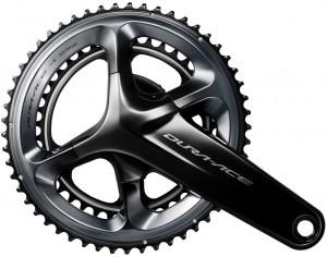 KRG Shimano Dura-Ace 39/53 Zähne 175mm - Rennrad kaufen & Mountainbike kaufen - bikecenter.de