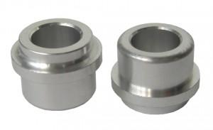 SR pár hliník. objímky tlumice 12,7mm