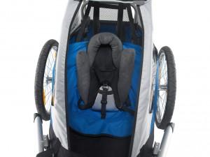 Sitzstütze für Kinderanhänger - Pulsschlag Bike+Sport