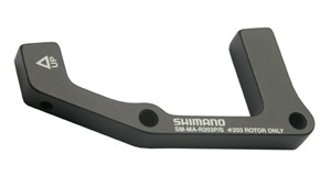 Adapter Shimano für PM-Bremse/IS-Gabel - Rennrad kaufen & Mountainbike kaufen - bikecenter.de