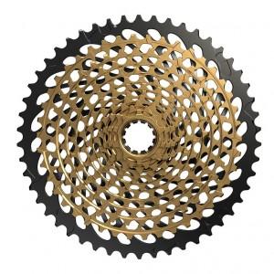 Zahnkranz-Kass.Sram XG-1299 Eagle gold - Bikesport Scheid - Ihr Fahrradfachgeschäft im Saarland