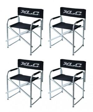 Režisérská sada XLC 1 židle(balení 4 židle) bez stolu