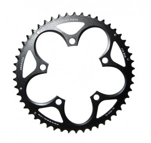 Chain Ring Road 50T A V4 110 Aluminium - Pulsschlag Bike+Sport