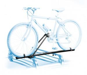 Porte-vélo de toit Topbike verrouillable