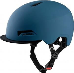 Cykl.helma Alpina Brooklyn námor.mat. vel.52-57cm