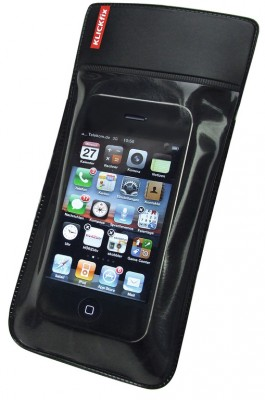 Phone Bag KLICKfix mit Adapter - Rennrad kaufen & Mountainbike kaufen - bikecenter.de