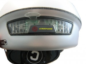 Helmleuchte Cratoni - Rennrad kaufen & Mountainbike kaufen - bikecenter.de