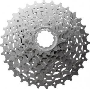 Zahnkranz-Kassette Shimano CSHG400 - Rennrad kaufen & Mountainbike kaufen - bikecenter.de