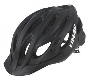 Cyklistická helma Limar Scrambler, matná cerná vel.L (57-61cm)
