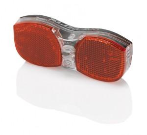 XLC LED Batterie-Rückleuchte Gepäcktr. - Pulsschlag Bike+Sport