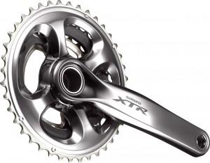 KRG Shimano XTR 22//30/40 Zähne 175mm - Rennrad kaufen & Mountainbike kaufen - bikecenter.de