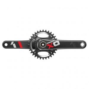 KRG Sram X01DH rot X-Sync,BB3083,10-f. - Rennrad kaufen & Mountainbike kaufen - bikecenter.de