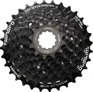 Zahnkranz-Kassette Shimano CSHG200 - Bikesport Scheid - Ihr Fahrradfachgeschäft im Saarland