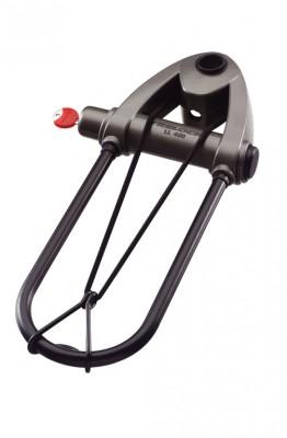 Trelock - B�gelschloss Trelock 260mm 400 LL , mit Spezial-Gep�cktr�ger-Halter