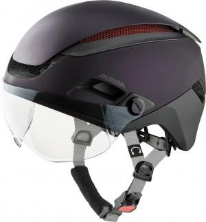 Cykl.helma Alpina Altona M nocní šed mat. vel.52-57cm