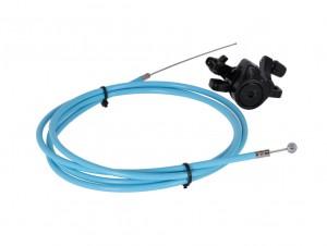 Kotouc.brzdy E-kolobežku E500 ARK-ONEvc.všech dílu a kabelu