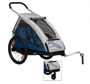 Fahrrad-Kinder-Anhänger XLC Mod. 2016 - Pulsschlag Bike+Sport