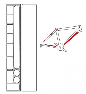 Rahmenschutz Zéfal Skin Armor M - Pulsschlag Bike+Sport