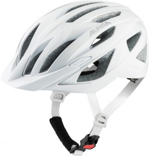 Cykl.helma Alpina Delft Mips bílá mat. vel.55-59cm