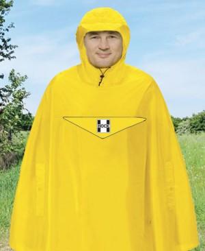 cape de pluie Rain Light jaune taille XL