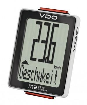 compteur vélo M2 WL 8 fonctions sans fil 30021