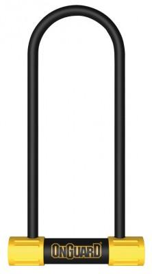 Onguard - B�gelschloss Onguard Bulldog Mini LS 8014  90 x 240mm,  � 13mm, mit Halter