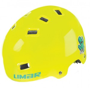 Cyklistická helma Limar 306, žlutá/Kaktus vel.S (50-54cm)