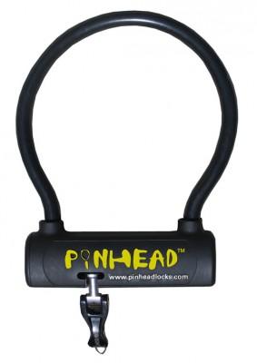 Diverse - Pinhead-B�gelschloss Bubble Lock mit Schl�ssel