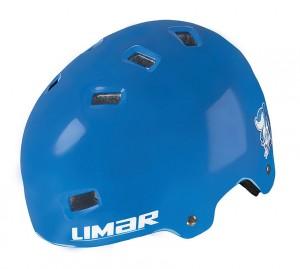 Cyklistická helma Limar 306, modrá/Hai vel.S (50-54cm)