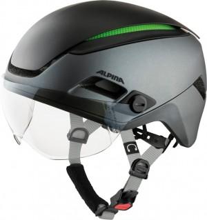Cykl.helma Alpina Altona M uhlí-antracit mat. vel.52-57cm