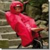 Regenponcho Hamax für das Kind im Sitz - Fahrrad Hammer